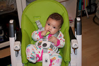 Mamas and Papas Siesta Highchair - Review