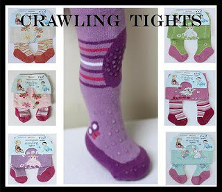 crawling tights anti slip