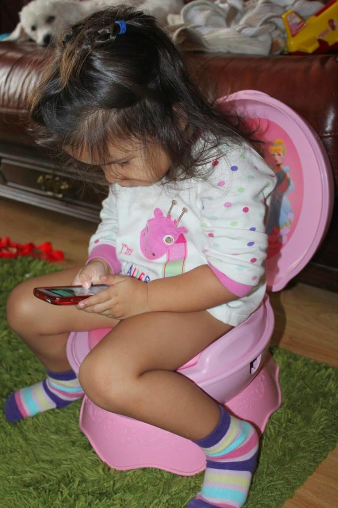 how to potty train. potty training