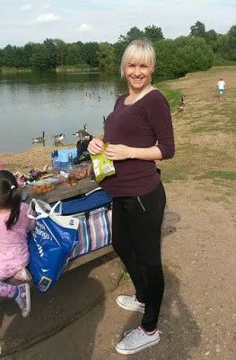 Picnic at Belhus Woods Country Park