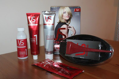 Vidal Sassoon Salonist Permanent Hair Colour 10/1 Lightest Cool Blonde Review