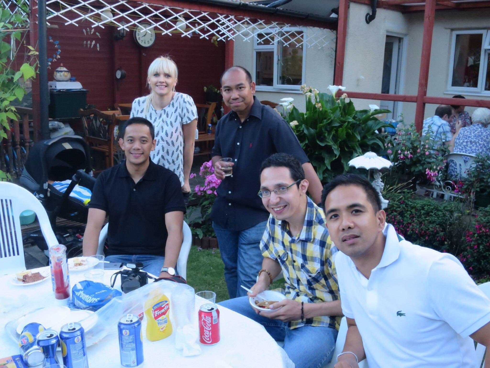 Longer Weekend Invention filipino birthday party