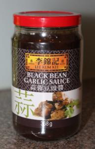 Chicken in LEE KUM KEE Black Bean Garlic Sauce