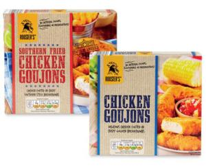Do you Shop in Aldi? chicken goujons