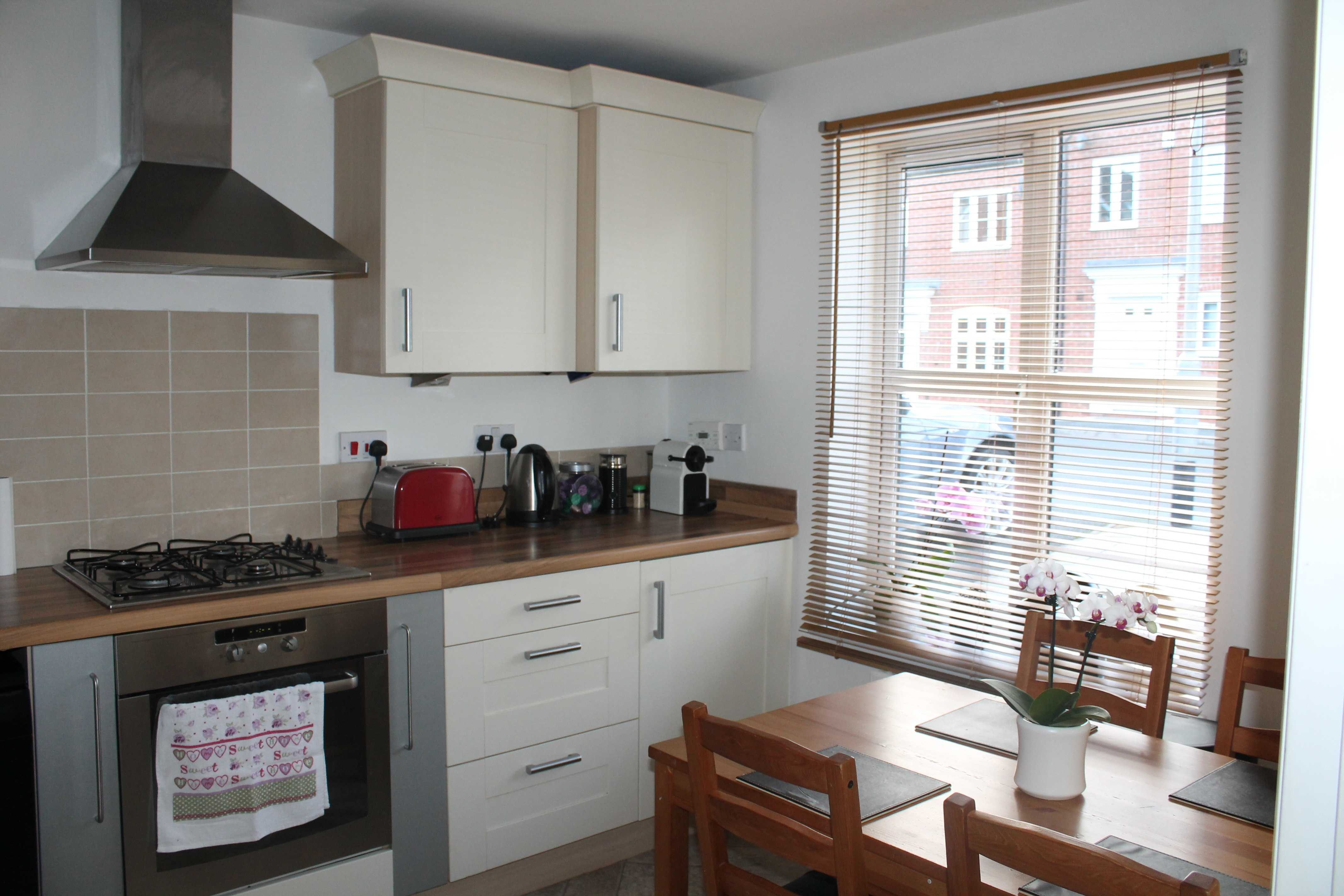 Reallocating: Our New Home In Pictures kitchen