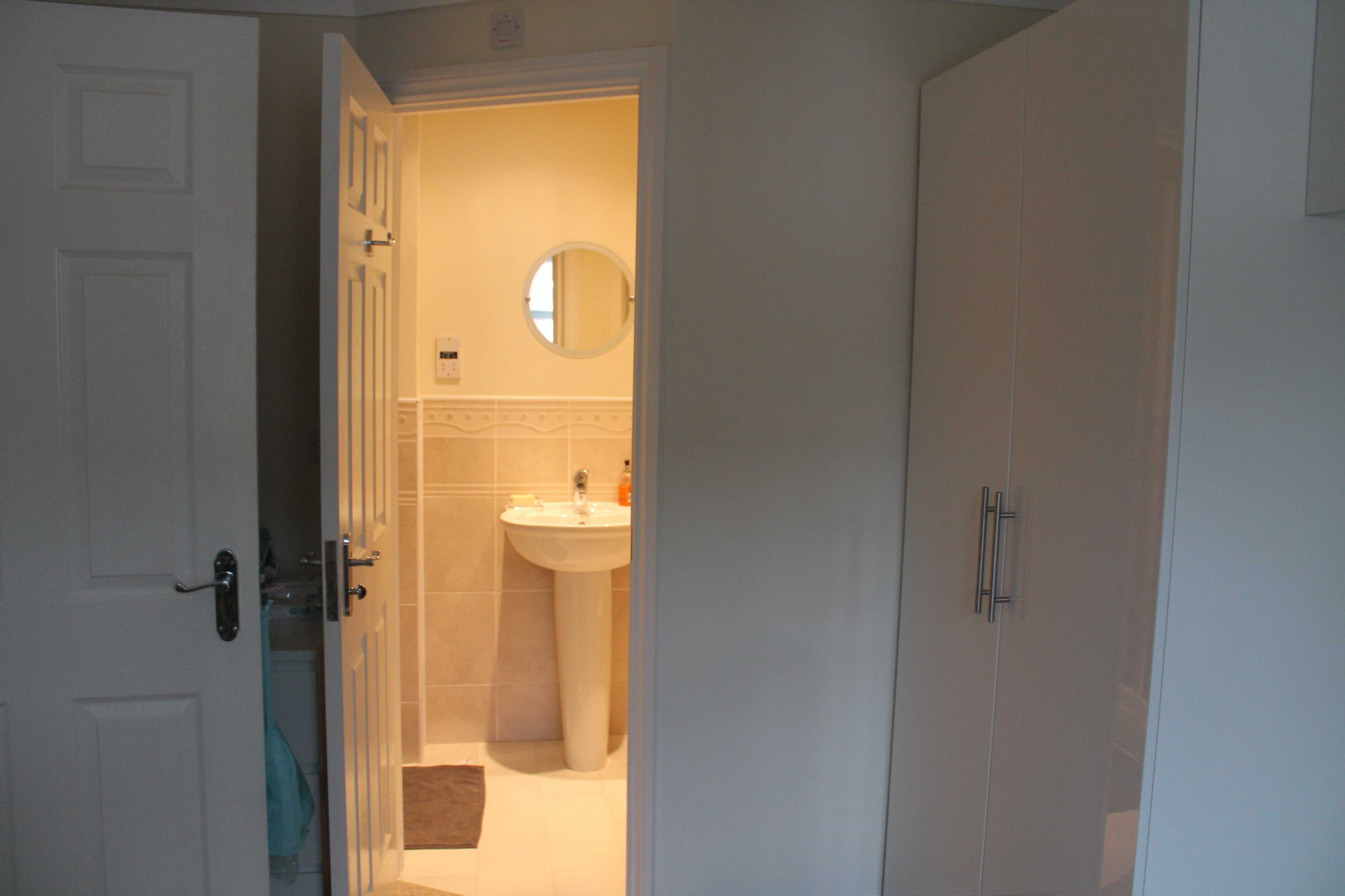 Reallocating: Our New Home In Pictures bathroom