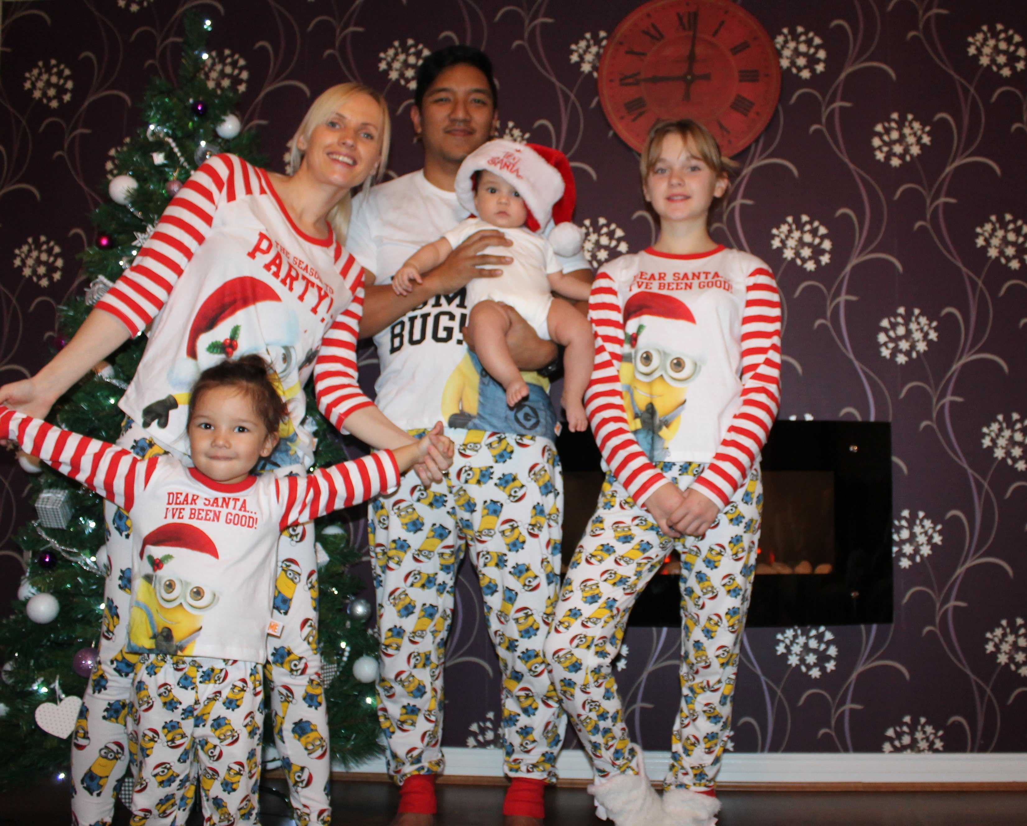 Family Christmas Pyjamas