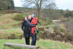 Family Saturday at the Beautiful (Goyt Valley) Buxton
