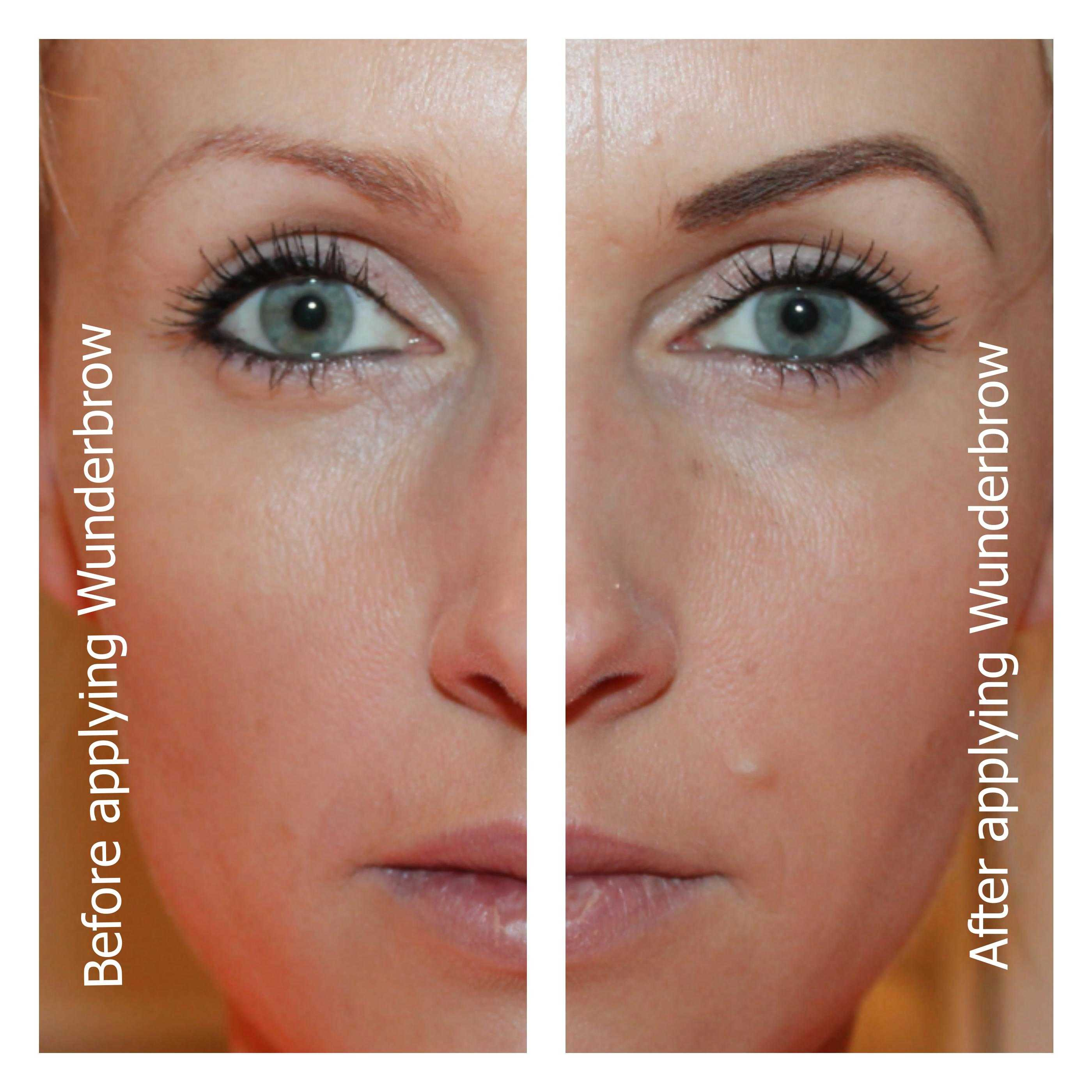 Semi Permanent Eyebrows In 2 Minutes Wunderbrow Review