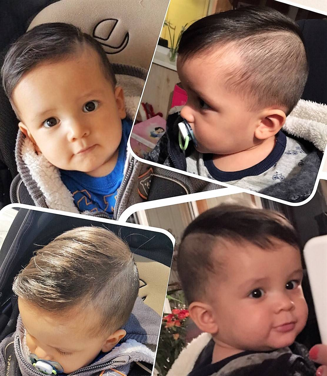 My Makeover & Harry's First Haircut