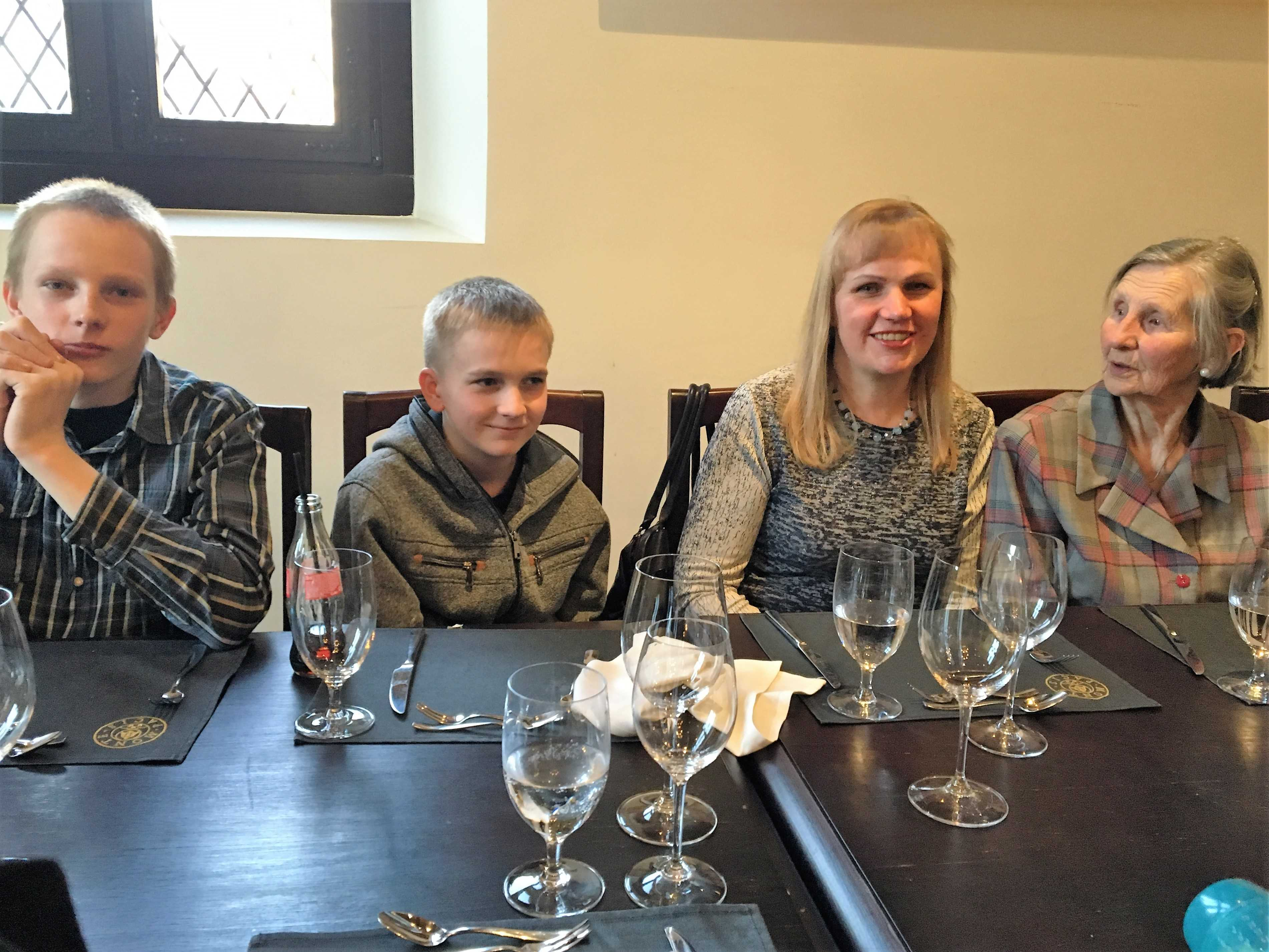 Mini Lithuanian Break: Family & Friends